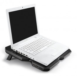 Stand cooler laptop Deepcool Multi Core X6 Negru